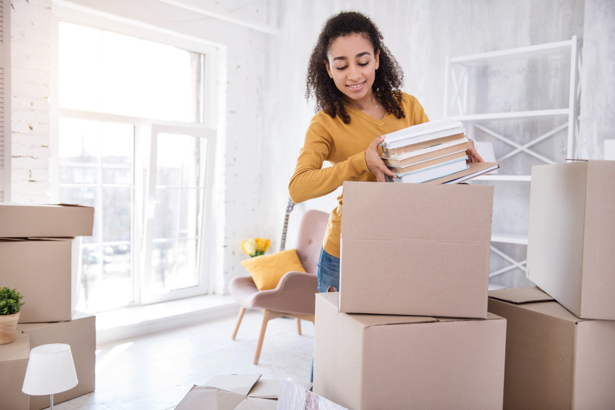 This Is How to Pack for a Move the Right Way